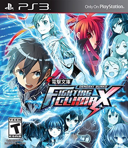 Ps3 Dengeki Bunko Fighting Climax Dengeki Bunko Fighting Climax