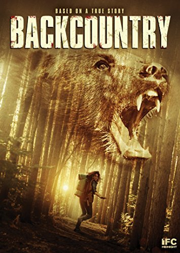 Backcountry Peregrym Balfour DVD Nr