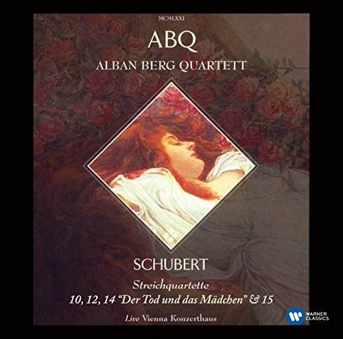 Alban Schubert Berg String Quartets 10 12 14 15 String Quartets 10 12 14 15