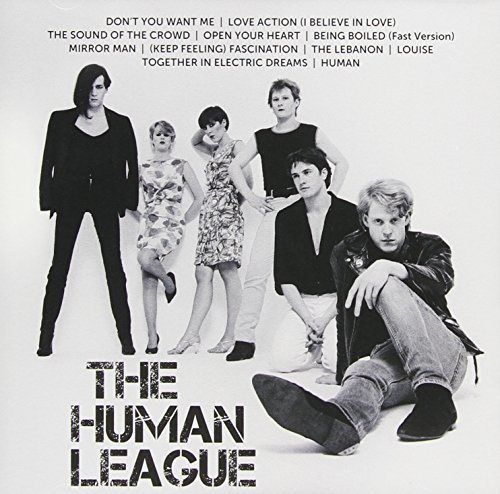 Human League Icon Icon