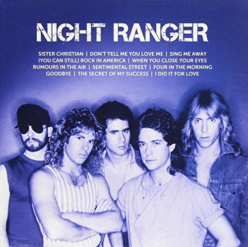 Night Ranger Icon Icon