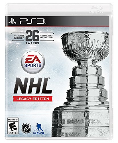 Ps3 Nhl Legacy Edition Nhl Legacy Edition