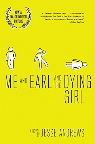 Jesse Andrews Me And Earl And The Dying Girl Revised