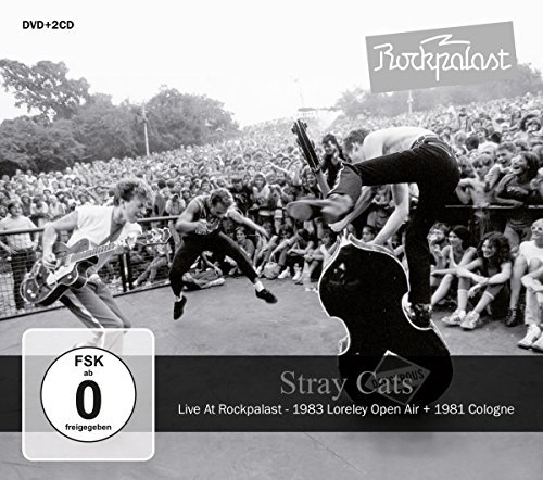 Stray Cats Live At Rockpalast