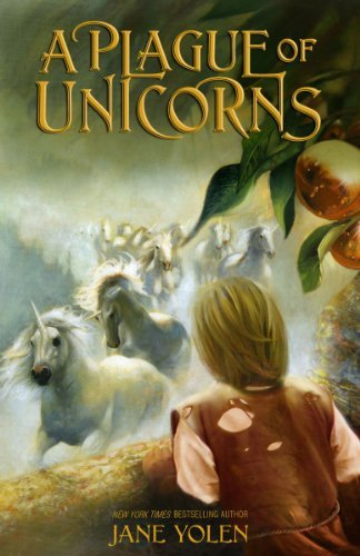 Jane Yolen A Plague Of Unicorns