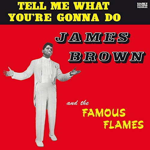 James Brown Tell Me What You're Gonna Do Lp