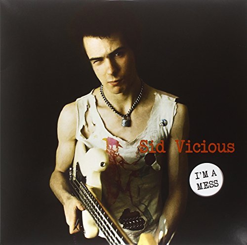 Sid Vicious I'm A Mess Live At The Electric Ballroom Lp