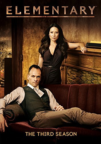 Elementary The Third Season Elementary The Third Season DVD