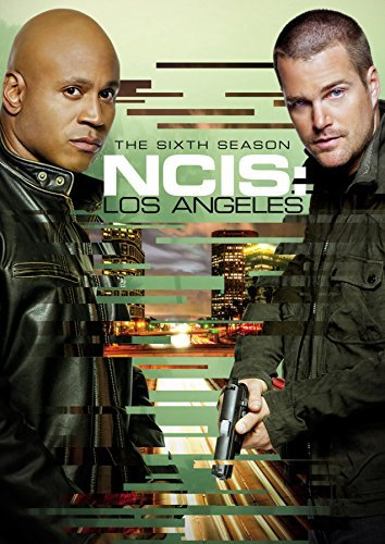 Ncis Los Angeles Season 6 DVD