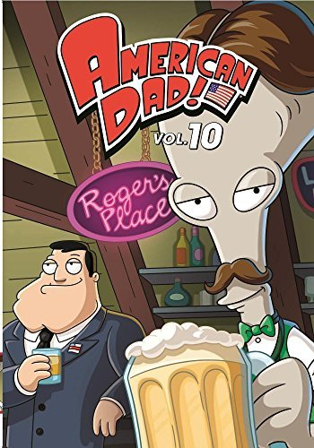 American Dad Season 10 DVD R