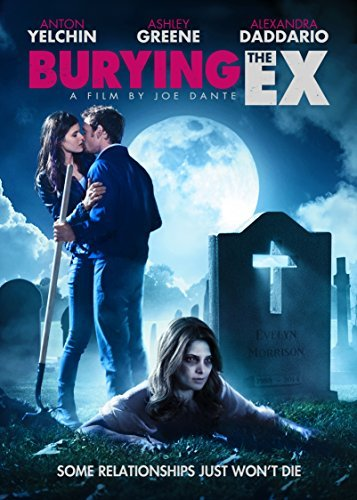 Burying The Ex Yelchin Greene Daddario DVD R