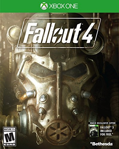 Xbox One Fallout 4 Fallout 4