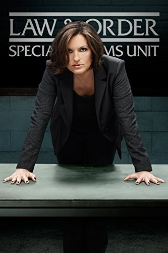 Law & Order Special Victims Unit Season 16 DVD
