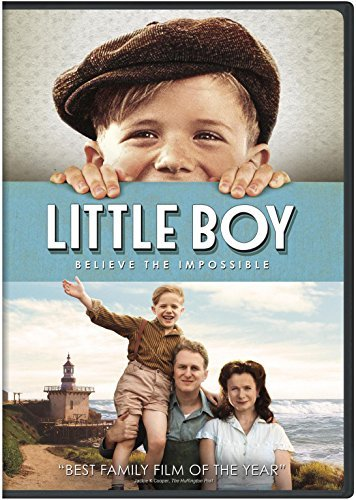 Little Boy Salvati Watson Henrie Rapaport DVD Pg13