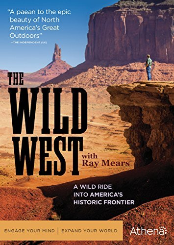 Wild West With Ray Mears Wild West With Ray Mears DVD Nr