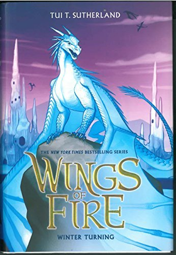 Tui T. Sutherland Winter Turning (wings Of Fire Book 7)