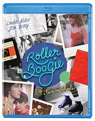 Roller Boogie Blair Bray Garland Perry Blu Ray Pg