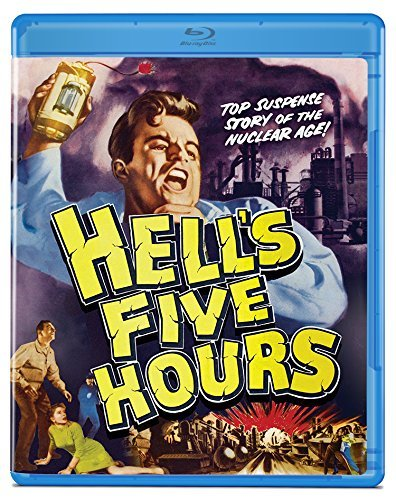 Hell's Five Hour Mcnally Morrow Blu Ray Nr