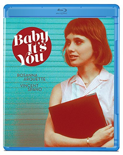 Baby It's You Arquette Spano Pollan Modine Blu Ray R