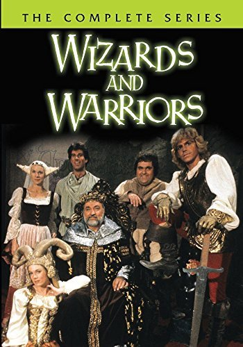 Wizards & Warriors Complete Series DVD Mod This Item Is Made On Demand Could Take 2 3 Weeks For Delivery