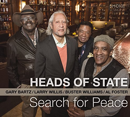 Heads Of State Search For Peace
