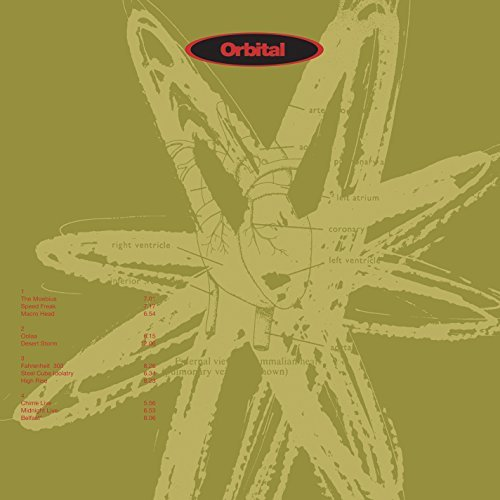 Orbital Orbital (green Album) Orbital (green Album)