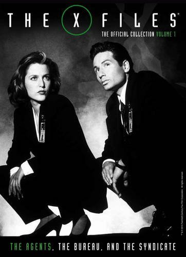 The X Files The Official Collection Volume 1