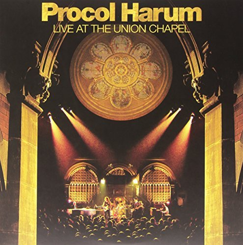 Procol Harum Live At The Union Chapel 2 Lp