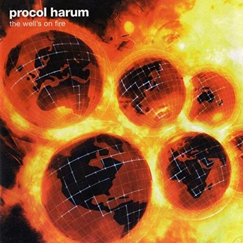 Procol Harum Well's On Fire 2 Lp