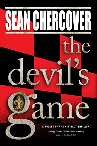 Sean Chercover The Devil's Game