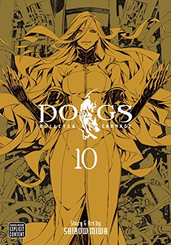 Shirow Miwa Dogs Volume 10