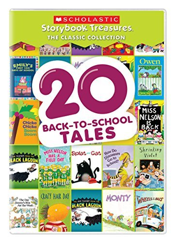 20 Back To School Tales Schol 20 Back To School Tales Schol