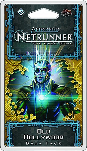 Fantasy Flight Games Android Netrunner Lcg Old Hollywood Data Pack