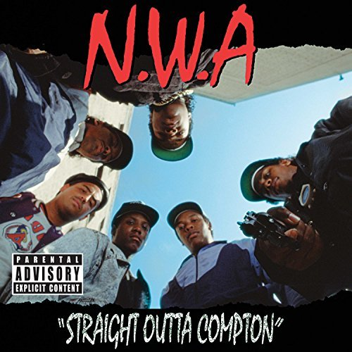 N.W.A. Straight Outta Compton Explicit Version Straight Outta Compton