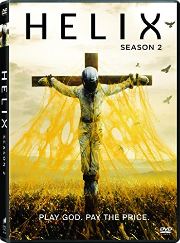 Helix Season 2 DVD