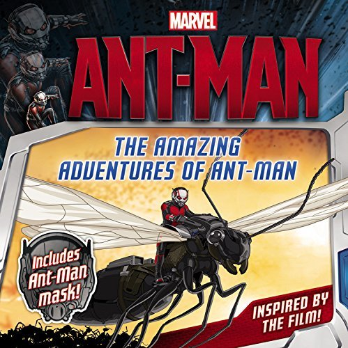 Marvel Marvel's Ant Man The Amazing Adventures Of Ant Man