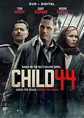 Child 44 Hardy Oldman Rapace DVD R