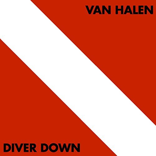 Van Halen Diver Down (remastered 180 Gram Vinyl) Diver Down