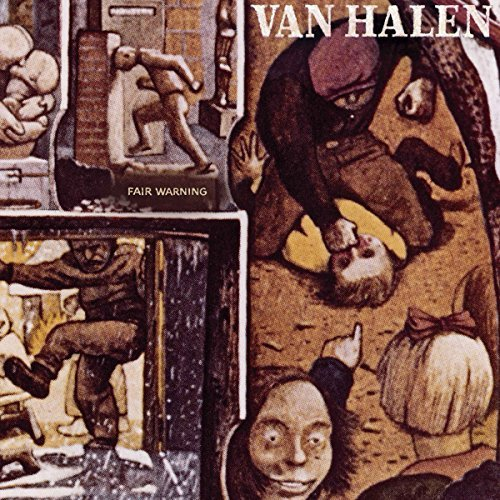 Van Halen Fair Warning (remastered) Remastered