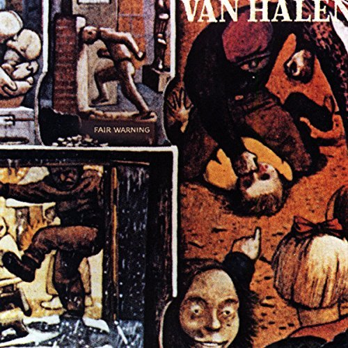 Van Halen Fair Warning (remastered 180 Gram Vinyl) Fair Warning