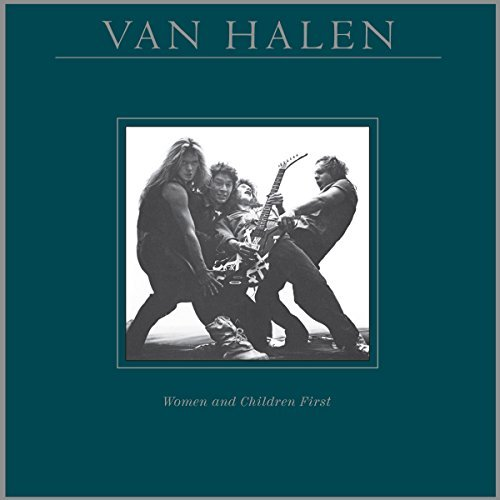 Van Halen Women & Children First (remastered) Remastered