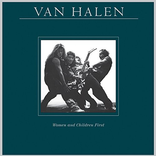 Van Halen Women & Children First (remastered 180 Gram Vinyl) Remastered 180 Gram Vinyl