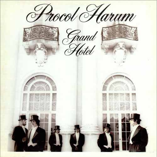 Procol Harum Grand Hotel 2 Lp