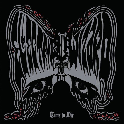 Electric Wizard Time To Die Clear Vinyl