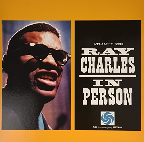 Ray Charles In Person Lp