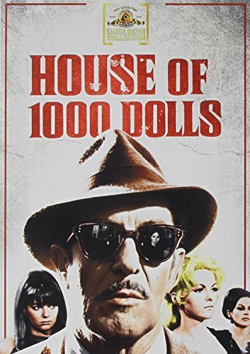 House Of 1000 Dolls (1967) Price Hyer Nader Made On Demand R