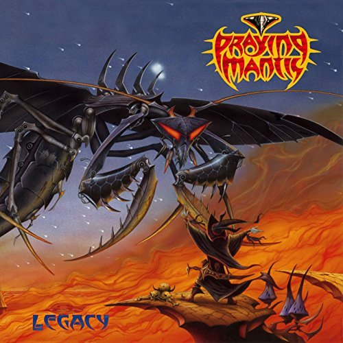 Praying Mantis Legacy Legacy