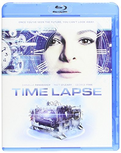 Time Lapse Panabaker O'leary Finn Blu Ray Nr