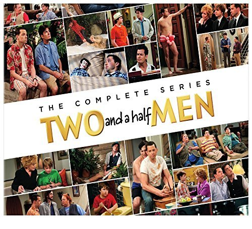 Two & A Half Men The Complete Series DVD
