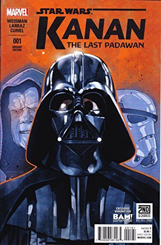 Comic Book Star Wars Kanan The Last Padawan